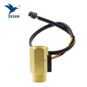 Месинг сала Турбина сензор за проток на мерач за контрола на преклопниците