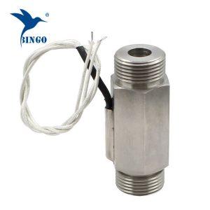 DN25 300V магнетски нерѓосувачки челик прекинувач за проток за бојлер