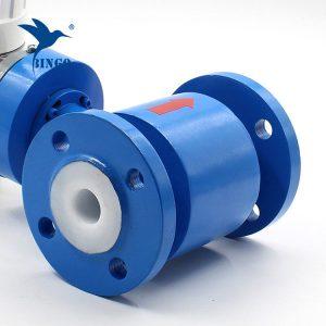 DN80 до DN600 електромагнетни мерач на проток