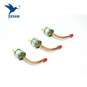 прекинувач / контрола на притисок на топлинската пумпа