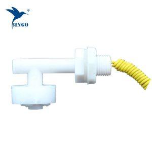 Хоризонтален мини-облик пластичен пливачки прекинувач за резервоарот за вода