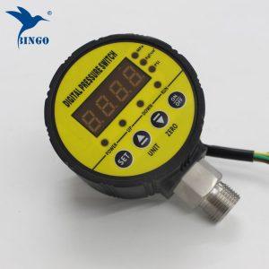 Интелигентен прекинувач за притисок, прекинувач за притисок на вакуум, 4-цифрен дигитален дисплеј