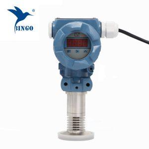 Санитарно-флуш-дијафрагма-притисок-предавател со LED дисплеј
