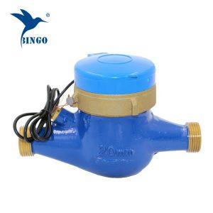 месинг тело Пулс сензор за пулсот на мерачот на проток на вода (1)