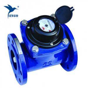 комерцијален индустриски ултразвучен мерач на вода