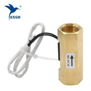 магнетски прекинувач за проток на вода од месинг