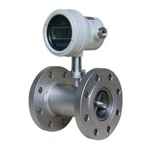 турбински сензор за вода со сензор за вода на коловорот
